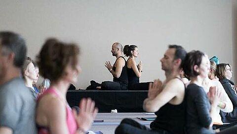 Vinyasa Flow Yogalehrer Ausbildung