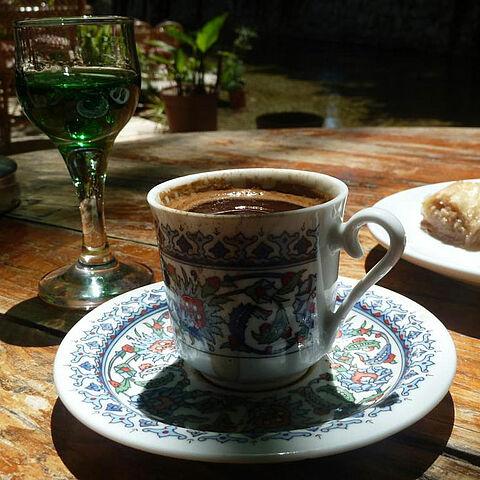 Türkischer Mocca