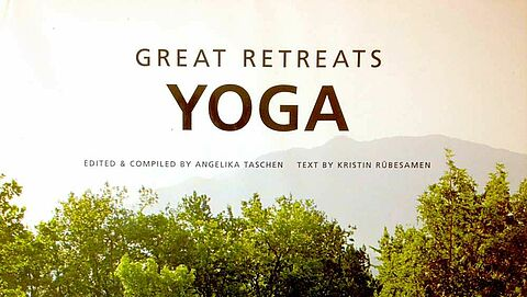 Yoga Retreats in aller Welt