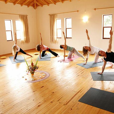 Yogasaal