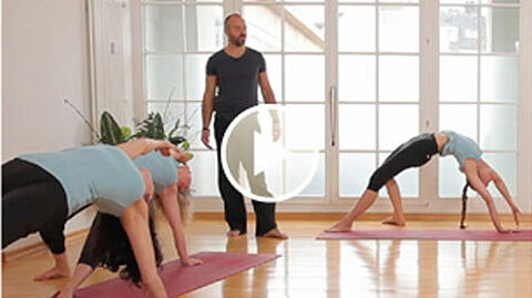 Yoga Video Download für zuhaus