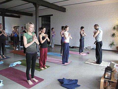 Yoga-Reise auf die Insel Rügen